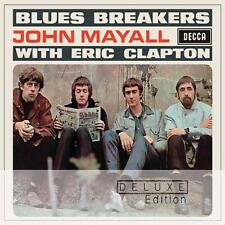 John Mayall and The Bluesbreakers - Bluesbreakers With Eric Clapton-Deluxe  NEW