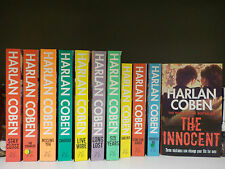 Harlan Coben - 11 Books Collection! (ID:42409)