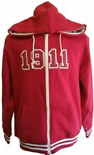 Kappa Alpha Psi 1911 Applique Zip-Up Mens Hoodie