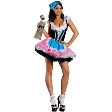 Beer Girl Costume Adult German Oktoberfest Fancy Dress