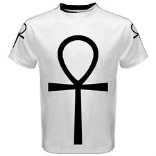 Ankh Symbol Egyptian Sublimated Sublimation Men's T-Shirt S,M,L,XL,2XL,3XL