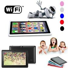 7 inch A33 Quad Core 512MB DDR3 Camera Tablet Android 4.4 WiFi 4GB Dual Tablet