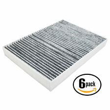 6x Cabin Air Filter for 2011-2016 Dodge Charger