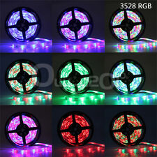 5M 16.4ft 300 LEDS SMD 3528 5050 5630 Flexible LED Strip Light Tape Xmas Decor