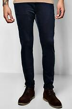 Boohoo Mens Skinny Fit Colour Jeans