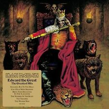 Edward the Great: Greatest Hits by Iron Maiden (CD, Nov-2002, Sony Music...