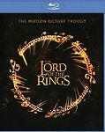 The Lord of the Rings: The Motion Picture Trilogy (Blu-ray Disc, 6-Disc Set)