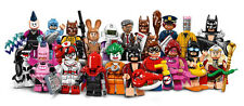 MINIFIGURES MINIFIGURINES LEGO 71017 BATMAN MOVIE 2017 AU CHOIX FOR CHOOSE