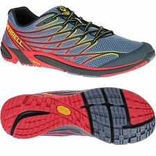 Merrell Bare Access 4 Mens Trail Cushioned Barefoot Running Shoes