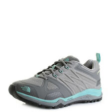 Womens The North Face Ultra Fastpack 2 GTX Grey Green Walking Shoes UK Size