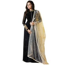 Designer Anarkali Full Length Salwar Kameez Suit Bollywood Dress India-LT-99008