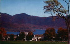 1957 Chittenden VT Mountain Top Inn Cottages and Club Rutland County Vermont PC