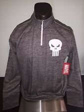 THE PUNISHER movie COMIC Book art track Jacket Daredevil MEN'S New Sweat SHIRT