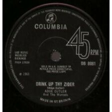 "ADGE CUTLER AND THE WURZELS Drink Up Thy Zider 7"" VINYL UK Columbia 1966 Solid"