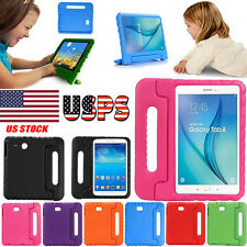 US Heavy Duty Kids Handle Stand EVA Shockproof Case Cover For Samsung Galaxy Tab