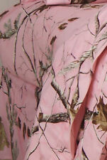 REALTREE AP PINK CAMO SHEETS SET- TWIN-FULL-QUEEN
