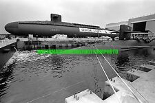 USN Submarine USS OHIO SSBN-726 Photo Military USS GEORGIA SSBN-729 Sub