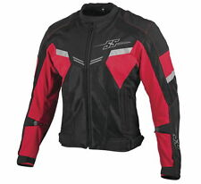 Speed and Strength Men's Power And Glory Mesh Jacket Red Free Size Exchanges