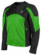Speed and Strength Midnight Express Mesh Jacket Green Free Size Exchanges