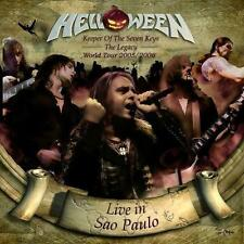 HELLOWEEN-THE LEGACY WORLD TOUR 2005/2006-LIVE IN SA-CD2 STEAMHAMME NEU