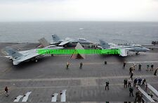 USN F-14D Color Photo Military Tomcatters Fighter Squadron Thirty One VF-31 2006