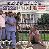 Da Good Da Bad & Da Ugly [PA] by Geto Boys (CD, Dec-1998, Rap-A-Lot)