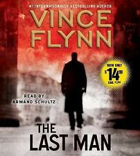 The Last Man by Vince Flynn (2014, CD, Abridged) Brand New Factory Sealed