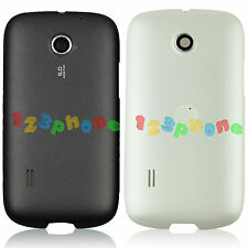 REAR BACK DOOR HOUSING BATTERY COVER FOR HUAWEI U8650 SONIC #BLACK / WHITE