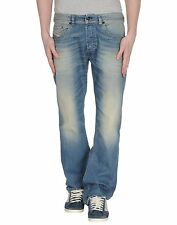 Diesel Larkee-Relaxed 816L Jeans 0816L Straight Leg Comfort Fit