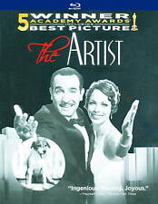 The Artist (Blu-ray Disc, 2012) WINNER OF 5 ACADEMY AWARDS, BEST PICTURE
