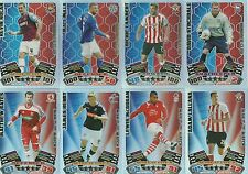 MATCH ATTAX CHAMPIONSHIP 11/12 MAN OF THE MATCH 100 CLUBS PICK THE ONES YOU NEED