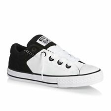Converse Trainers - Converse Chuck Taylor All Star High Street Junior Slip Shoes