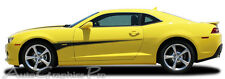 SWITCHBLADE Hood Side Spears Vinyl Decals Stripes 3M Pro Vinyl 2014 2015 Camaro