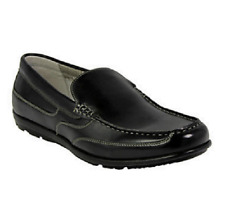 NUNN BUSH MENS CALE SLIP ON BLACK SHOES 2017 *FREE POST AUSTRALIA
