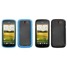 For HTC One S TPU Hard Case Skin Phone Cover