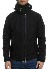 Superdry Between-seasons jacket Men BLACK EDITION WINDCHEATER black