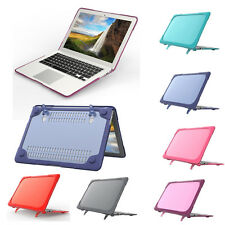 Kickstand Crystal Hard Case Cover Skin For Apple Macbook AIR 13-Inch A1369 A1466