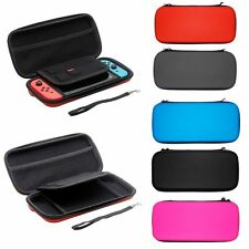 For Nintendo Switch EVA Storage Bag Hard Shell Carrying Case Cover Organizer