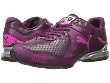 PUMA WOMENS CELL RIAZE PRISM MAGENTA PURPLE PINK GLO SHOES 2017 **FREE POST AUST