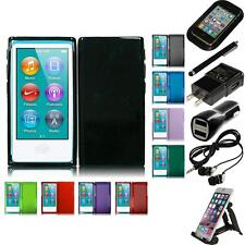 For Apple iPod Nano 7th Gen Snap-On Design Hard Phone Case Cover Accessories