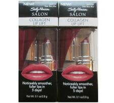 2 SALLY HANSEN COLLAGEN LIP LIFT LIPSTICK BUYERS CHOICE LIP COLOR FREE SHIPPING