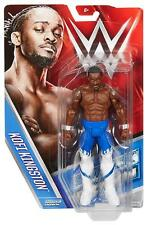 KOFI KINGSTON Basic Series 60 WWE Mattel Action figure Toy - Mint Packaging