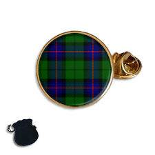 ARMSTRONG SCOTTISH CLAN TARTAN ENAMEL LAPEL PIN BADGE GIFT