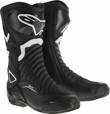 New Alpinestars Stella SMX S-MX 6 V2 Ladies Black / White Boots - White