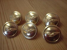 Collection of military buttons  Civil Pilots Blazer Buttons
