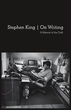 On Writing : A Memoir of the Craft by Stephen King (2010, Paperback, Anniversary
