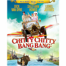 CHITTY CHITTY BANG BANG (Blu-ray/DVD, 2010, 2-Disc Set, WS) New / Factory Sealed