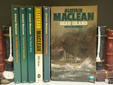 Alistair Maclean - 6 Books Collection! (ID:45157)