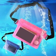 Waterproof Rainproof Underwater Bag Dry Pouch Fanny Pack Waist Bag  Swim Beach