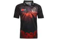 Samurai British Army Evermore Poppy Remembrance Day Rugby Shirt